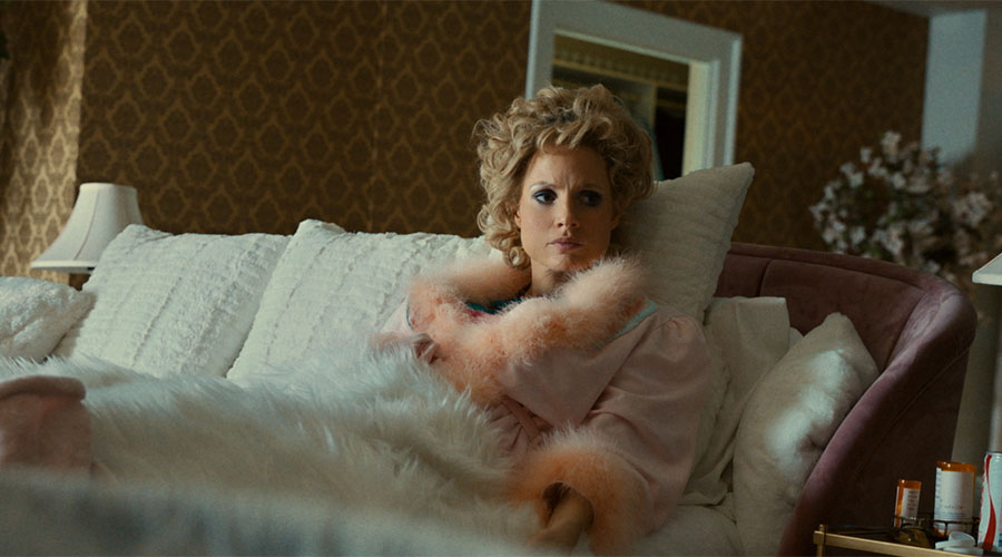 Watch the trailer for The Eyes of Tammy Faye - in cinemas September 23!