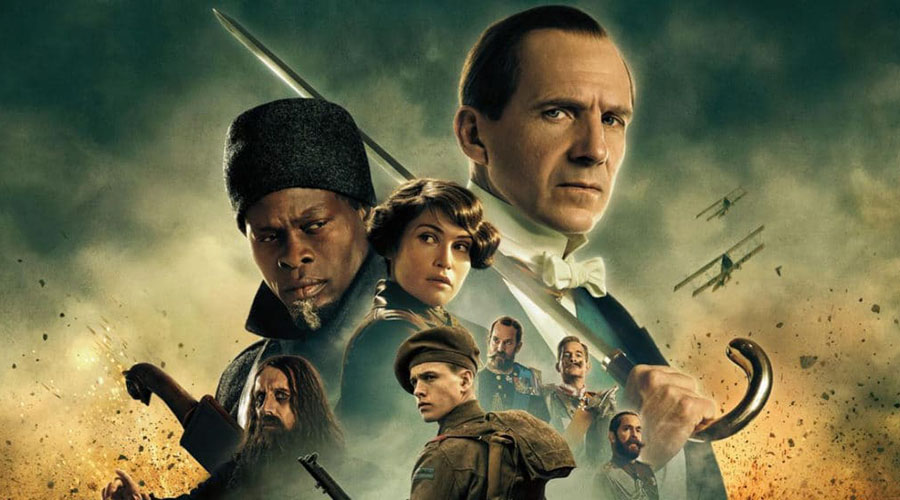 Watch the trailer for Matthew Vaughn's The King's Man!
