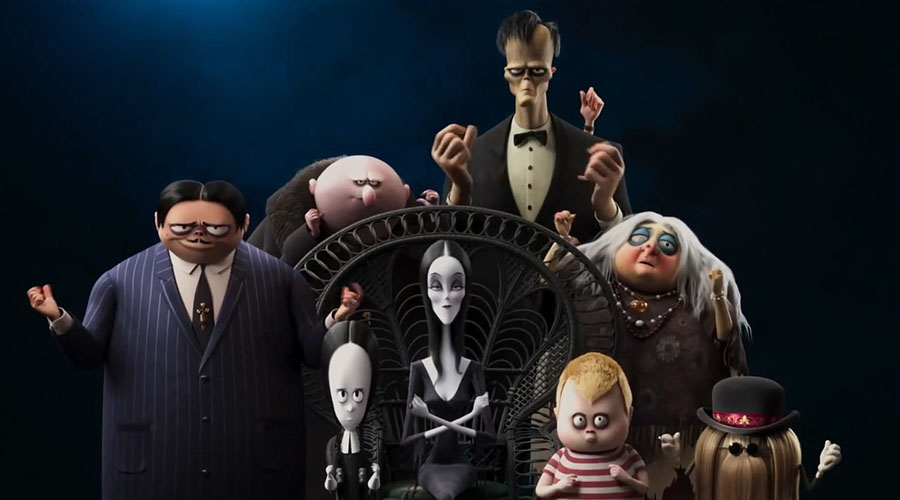Watch the trailer for The Addams Family 2!