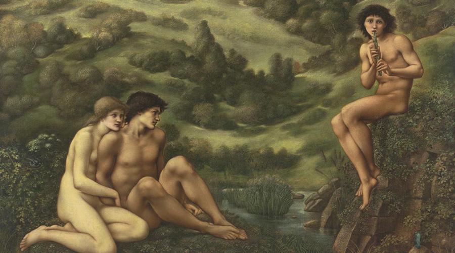 Medieval Moderns - The Pre-Raphaelite Brotherhood Exhibition at NGV