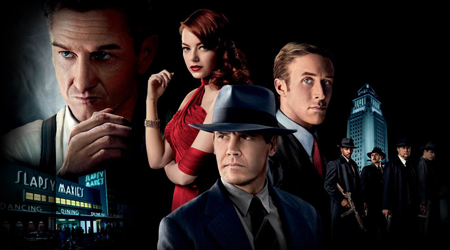 Gangster Squad Movie Review