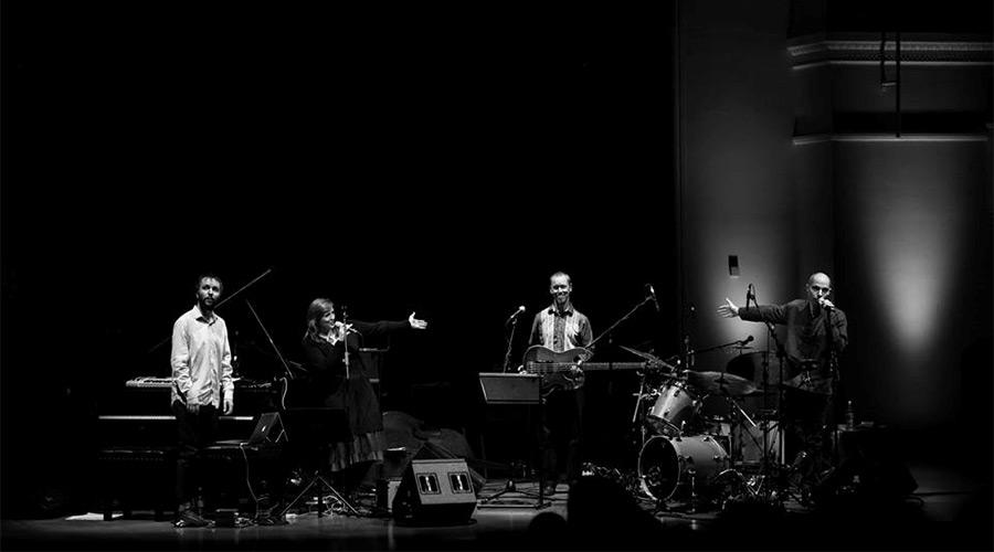Sirkis/Bialas International Quartet - Come To Me