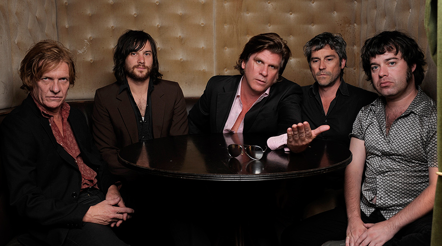 Tex Perkins & The Dark Horses - Tunnel At The End Of The Light Tour