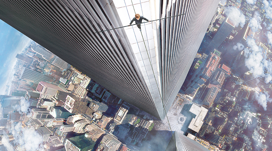 The Walk Movie Review