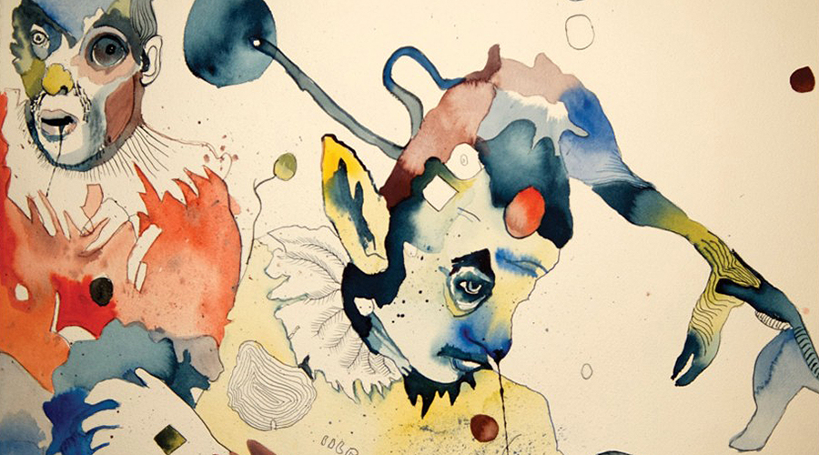 Homunculi Exhibition By Zoe Porter
