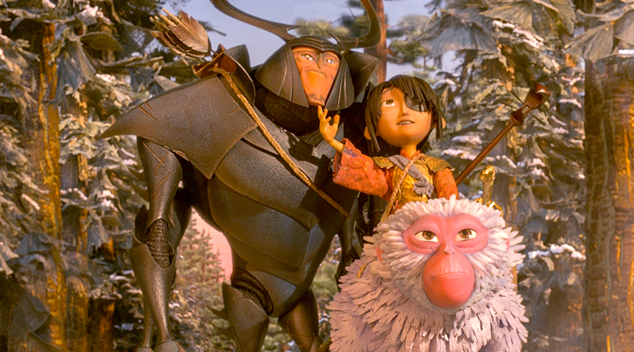 Kubo an the Two Strings