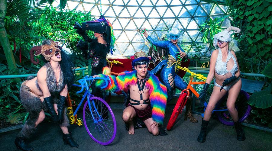 Jungle Love Music and Arts Festival 2016