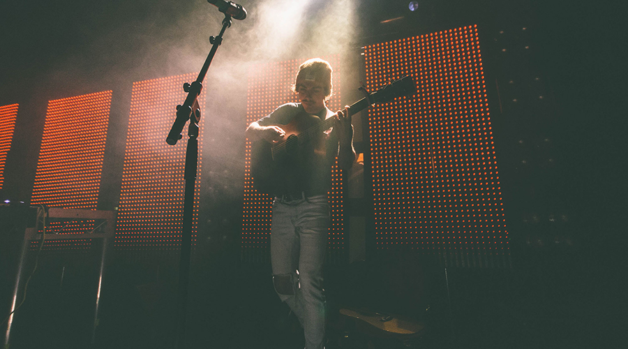 Tyne-James Organ 'In My Arms' Single Tour 2016