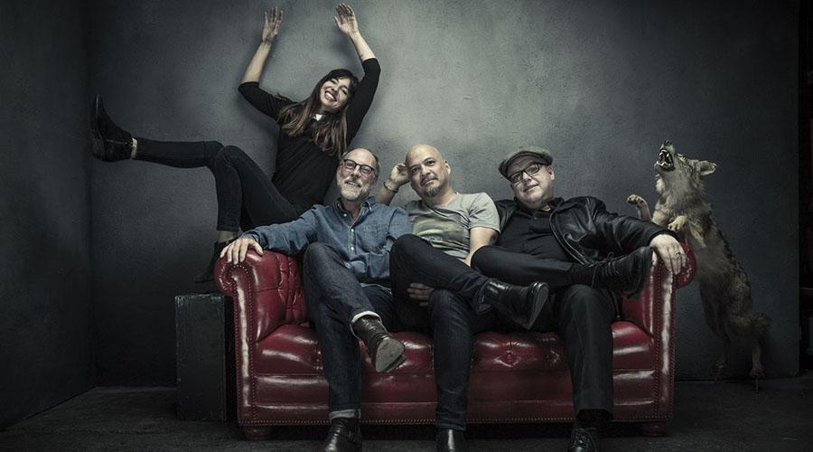 Pixies 2017 Australian Tour
