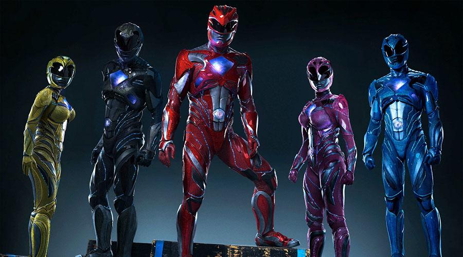 Power Rangers Official Trailer Debut