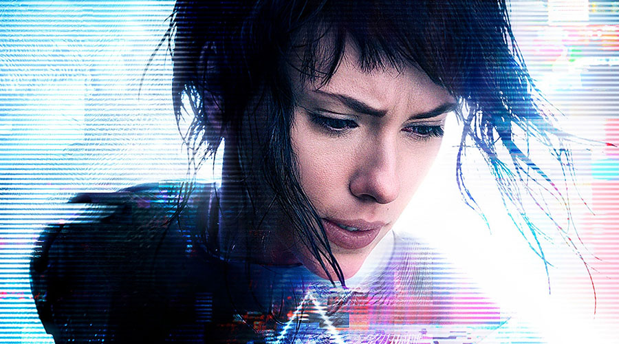 New Ghost in the Shell Trailer