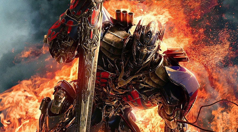 Transformers: The Lat Knight Trailer