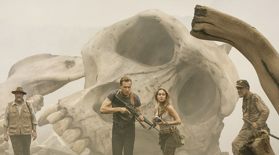 Watch Kong: Skull Island Official Trailer