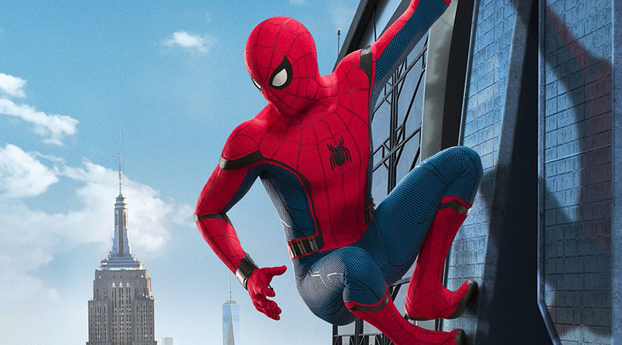 Watch the all-new Spider-Man: Homecoming Trailer
