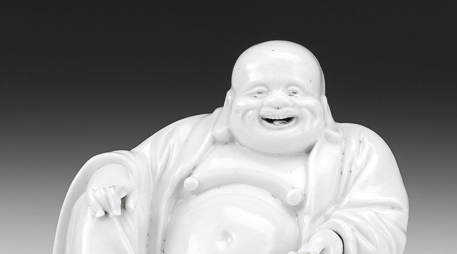 Buddha's Smile Exhibition at NGV