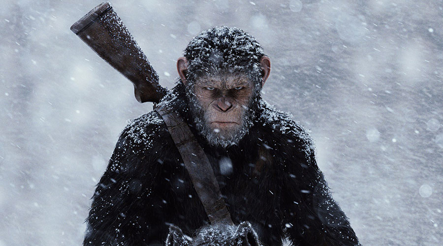 "Watch the First Clip ""MEET NOVA"" in War For The Planet of The Apes"