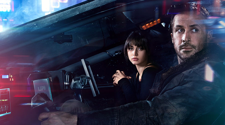 Watch the New Footage From BLADE RUNNER 2049