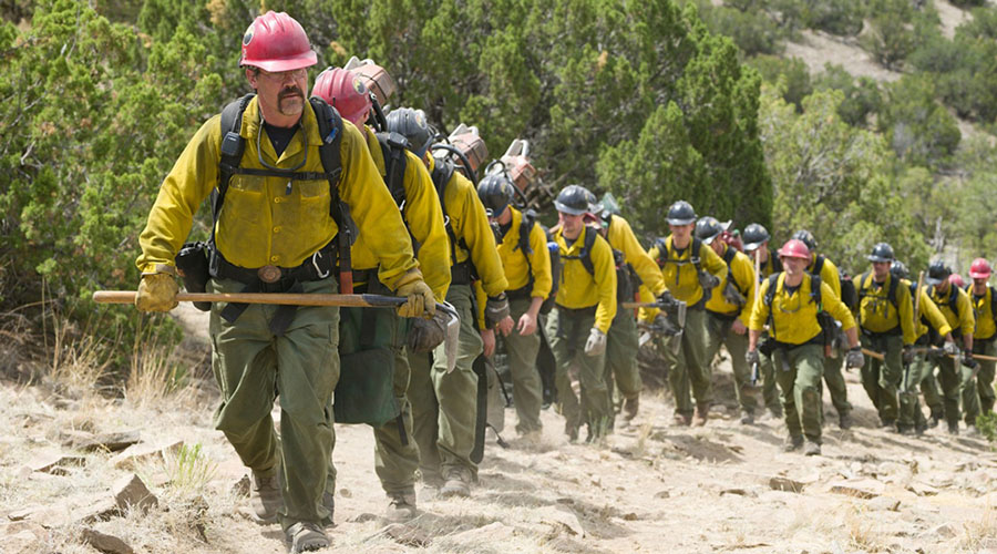 Watch the New Trailer for Only The Brave
