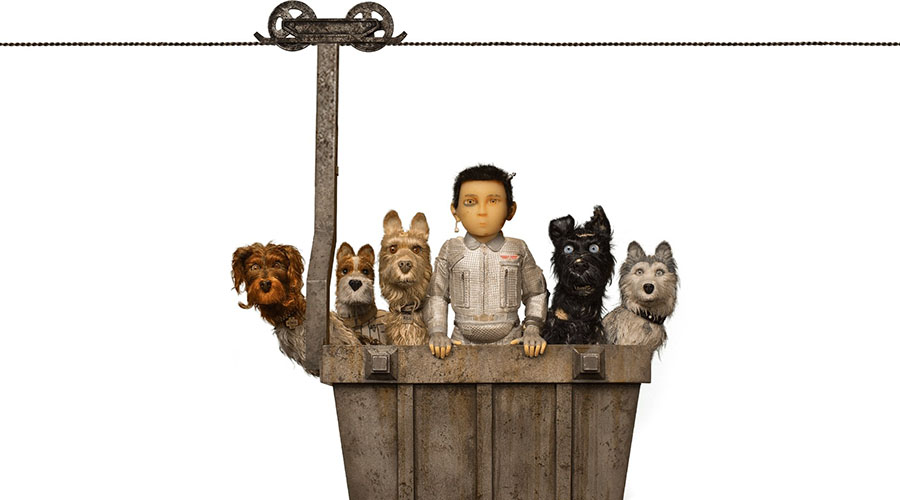 Watch the first trailer for Wes Anderson's stop-motion movie Isle of Dogs!