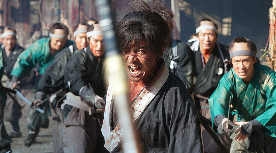 Blade of the Immortal – Exclusive to Dendy!