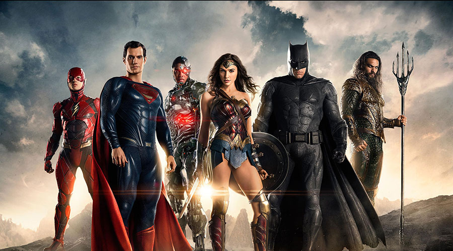 Watch the new Justice League Hero Character Videos!