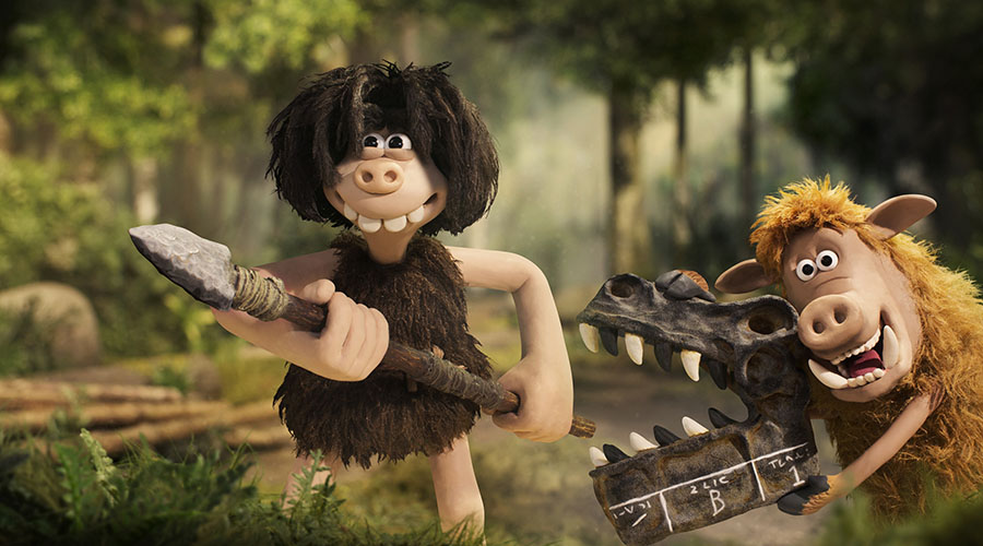 Watch the exciting new footage in latest Early Man trailer!