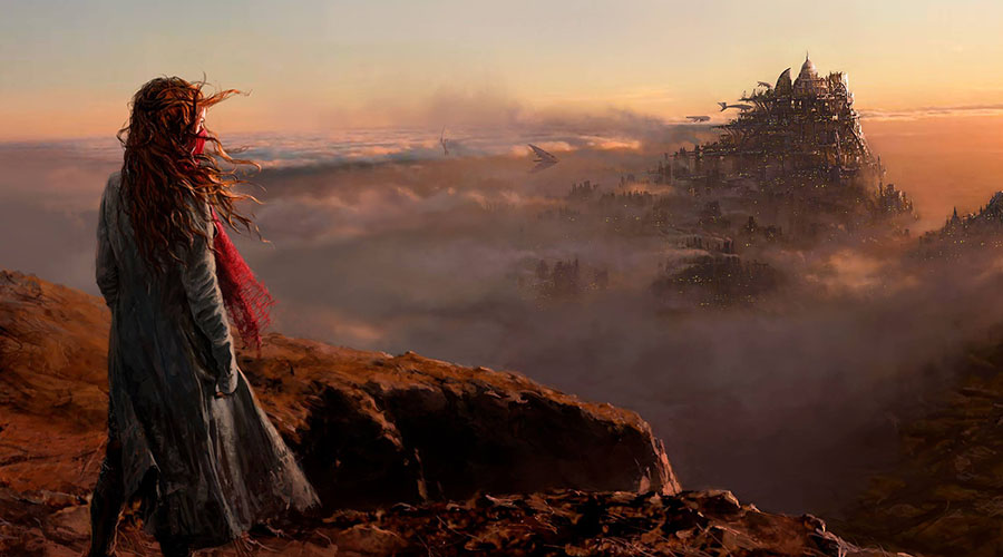 Watch the First Mortal Engines Trailer Teases - A Peter Jackson's Penned Fantasy Epic!