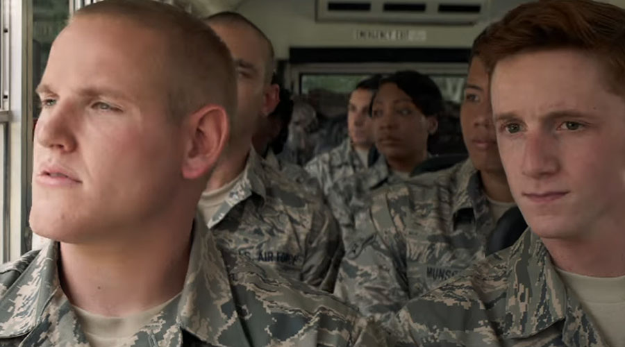 The 15:17 to Paris Trailer Has Clint Eastwood Celebrating Real Heroes