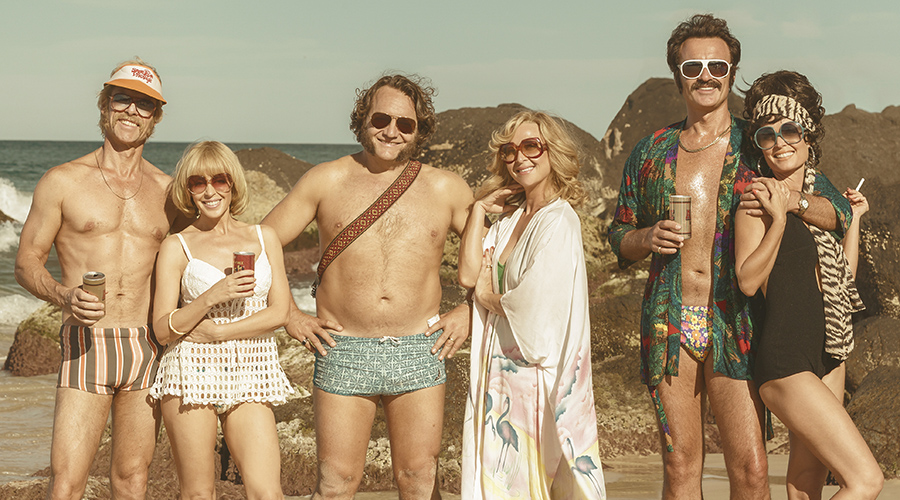Win a Double Pass to see Swinging Safari!
