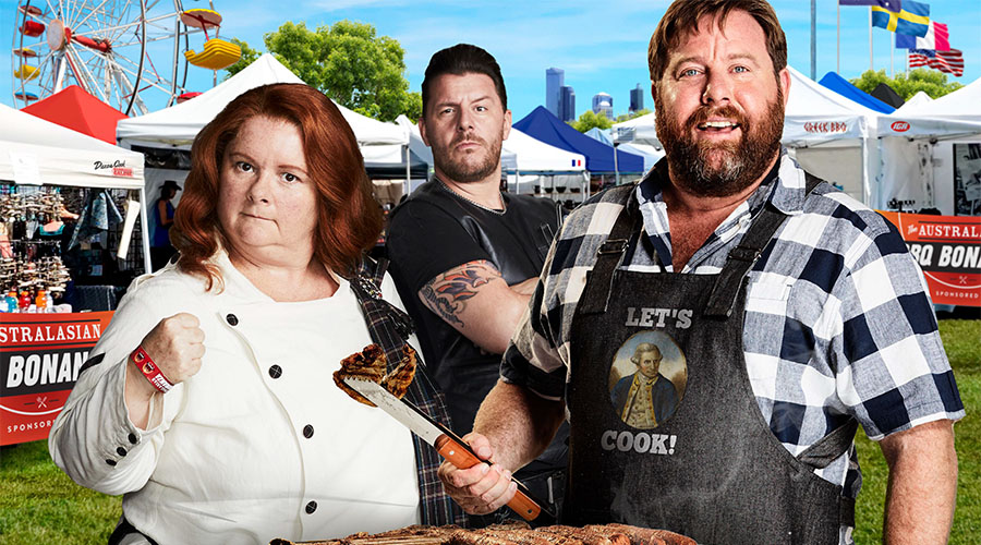 Win a Double Pass to see The BBQ - possibly the most Australian movie ever!