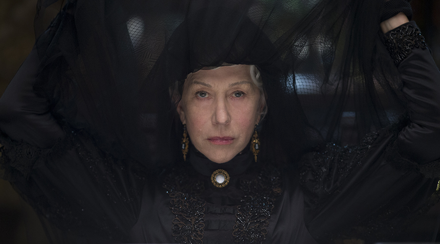 Watch the new Winchester Trailer - starring Helen Mirren