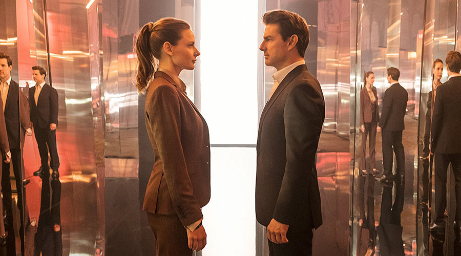 The fuse has been lit - check out the first look trailer for Mission: Impossible - Fallout!
