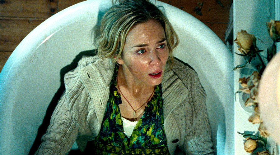 Check out the all new Emily Blunt featurette for A Quiet Place - in cinemas April 5!