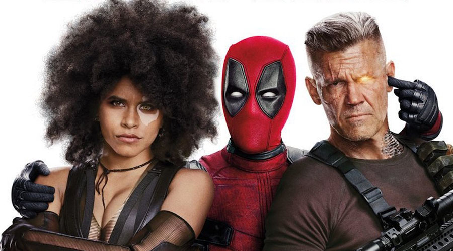Watch the new Deadpool 2 Trailer - in cinemas May 16!