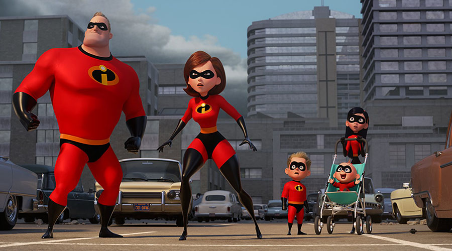 Watch the new trailer for Disney Pixar's Incredibles 2 - In cinemas 14 June2018!