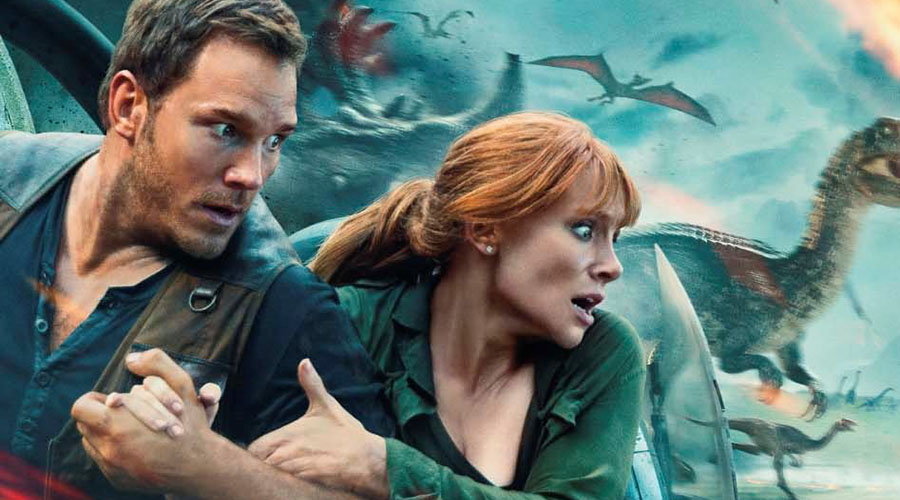 Check out the final trailer Jurassic World Fallen Kingdom - in cinemas June 21!
