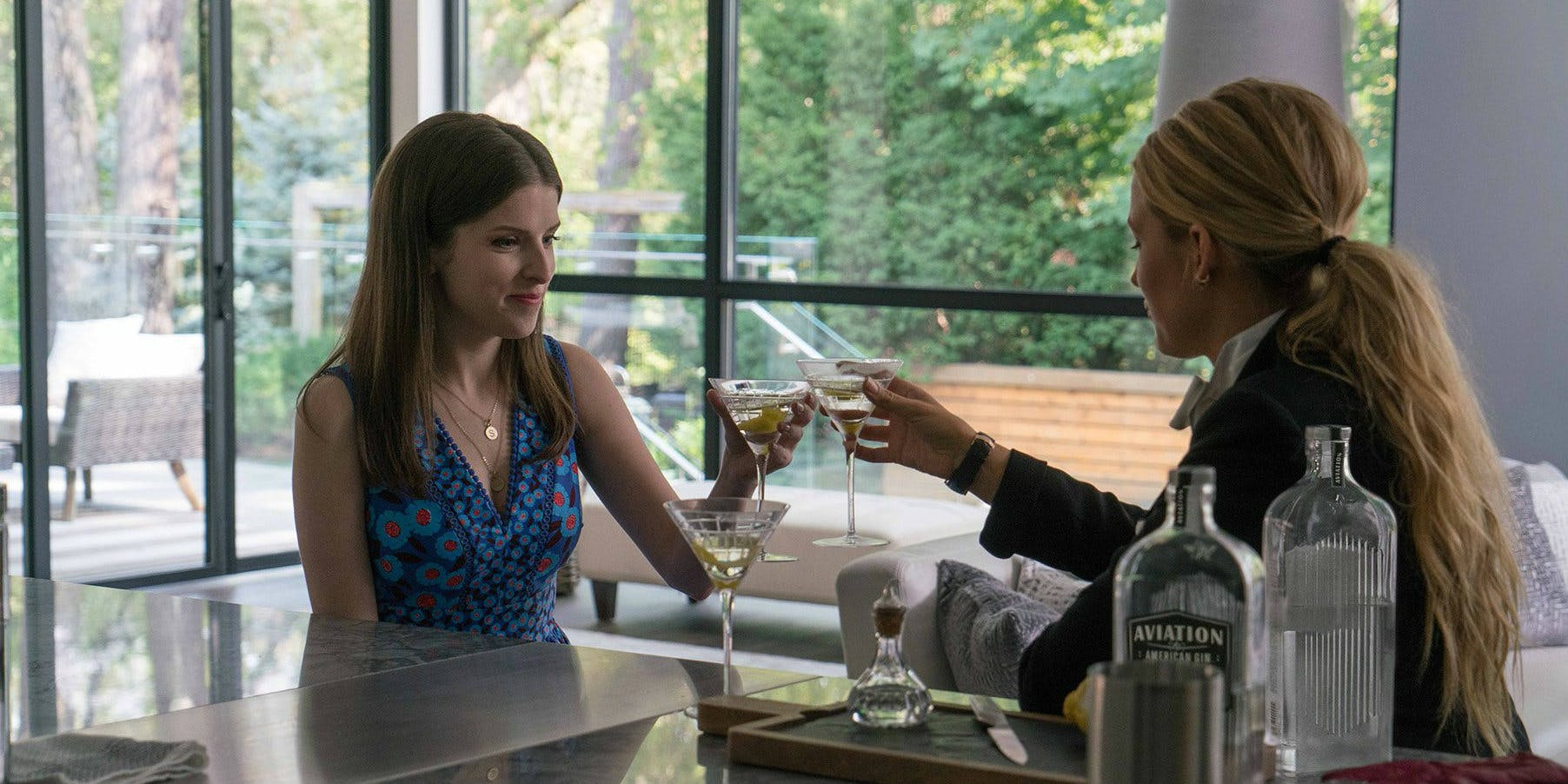 Check out the official teaser trailer for A Simple Favour