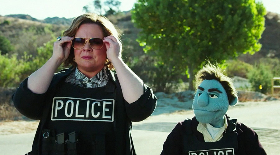 Watch the trailer for 'The Happytime Murders', the first R-rated Muppets Movie!