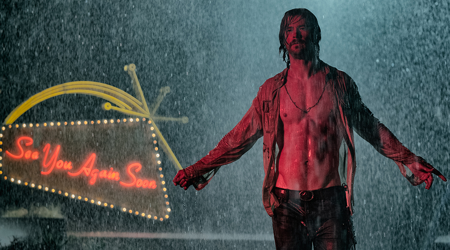 Watch Chris Hemsworth and Jon Hamm in 'Bad Times at the El Royale' Trailer!
