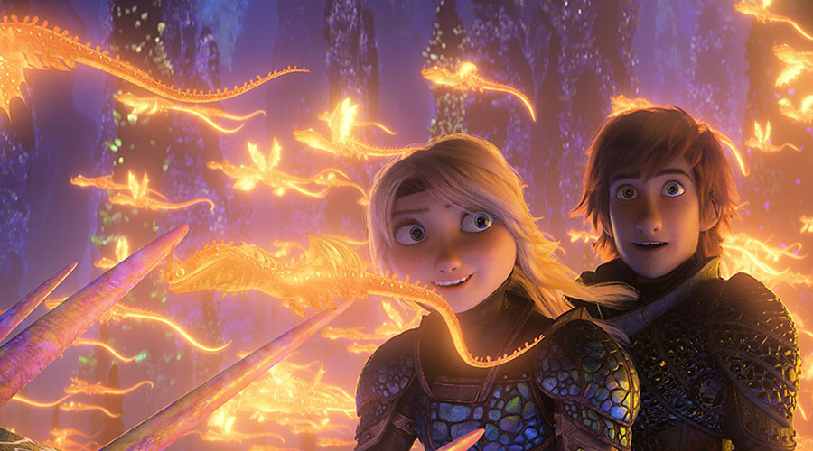 Journey to The Hidden World in the new How to Train Your Dragon: The Hidden World Trailer