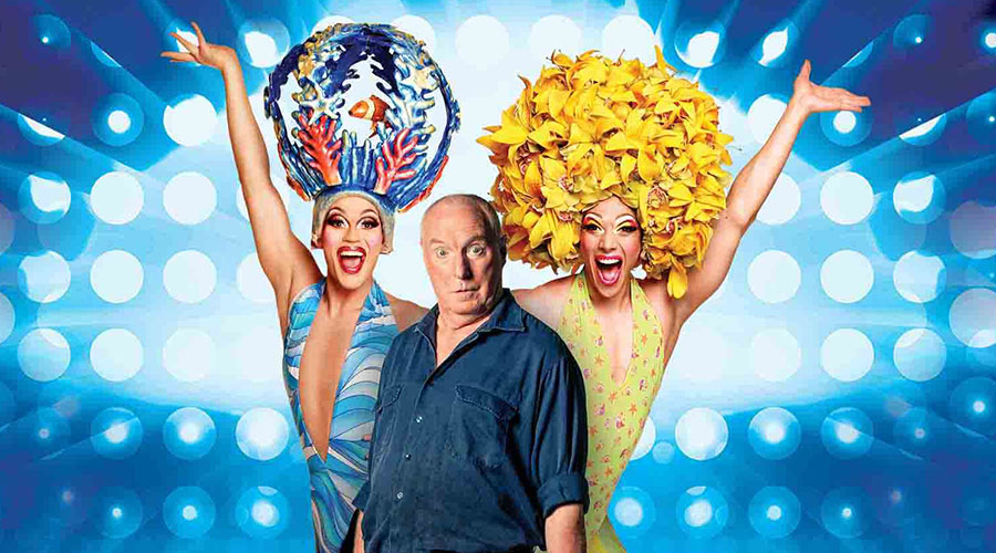 Priscilla Queen of the Desert coming to QPAC this September!