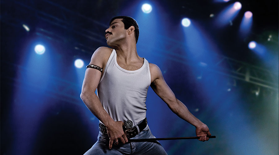 Check out the Bohemian Rhapsody trailer - it's ready to rock you!