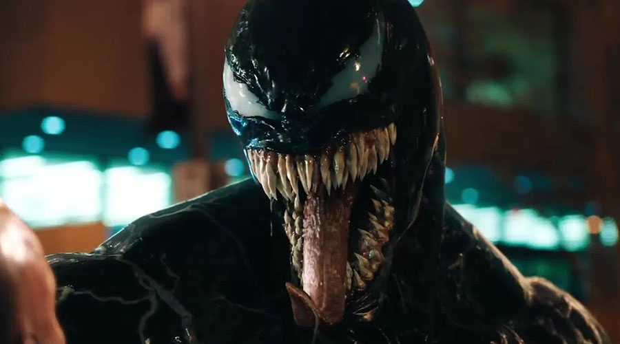 The world has enough superheroes - watch the new VENOM trailer now!