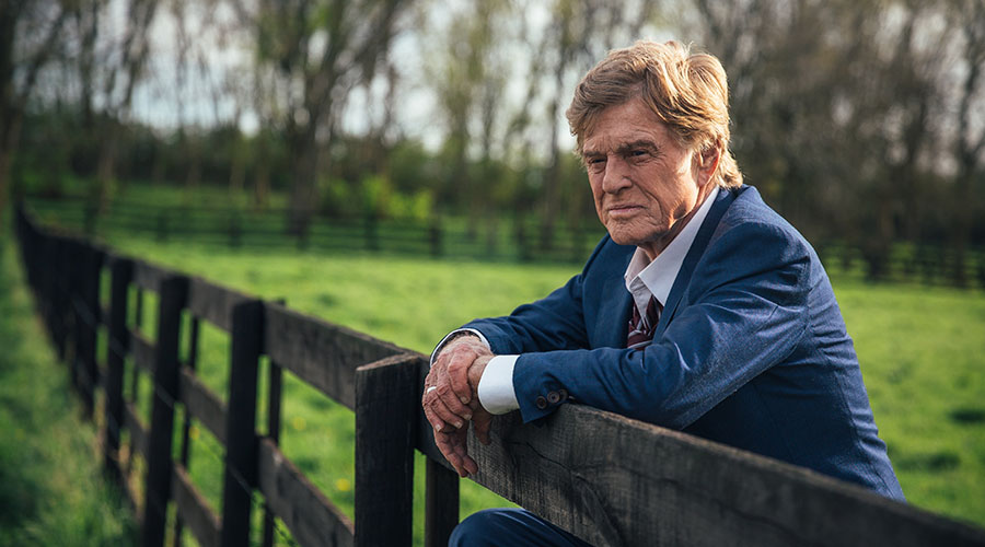 Win a double pass to see The Old Man And The Gun starring Robert Redford!