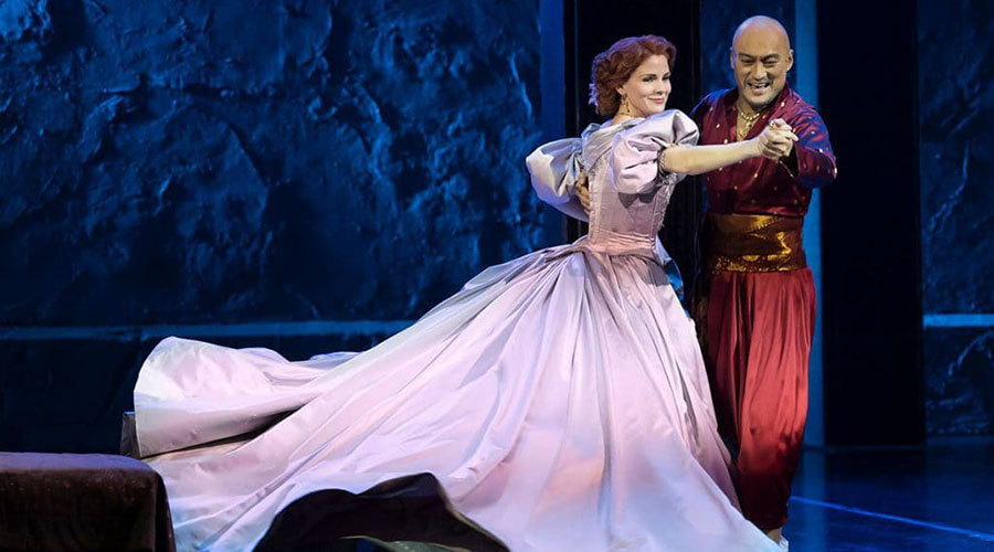 See the King and I from the Palladium - screening one night only!