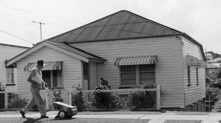 Home: a suburban obsession Exhibition at State Library of Queensland