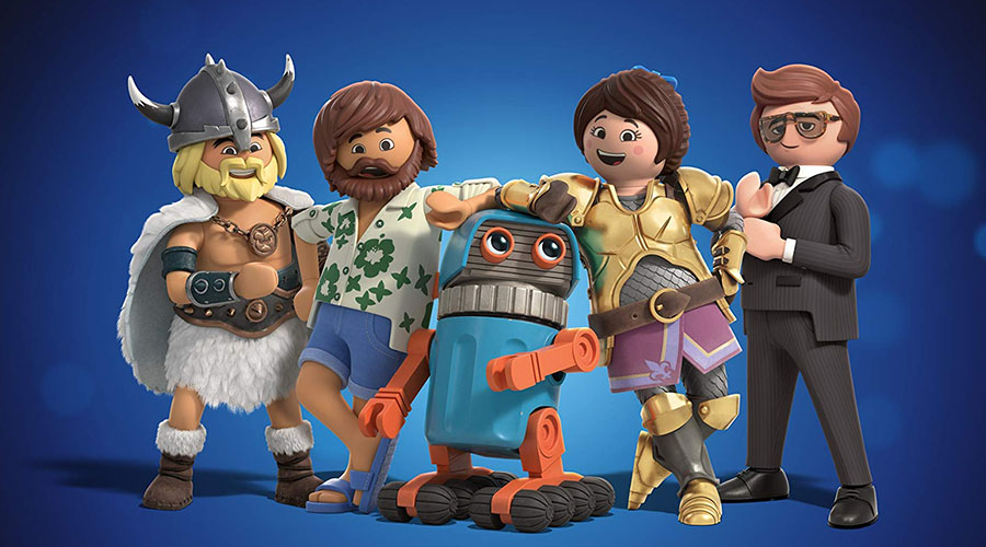 Watch the Playmobil: The Movie Teaser Trailer!