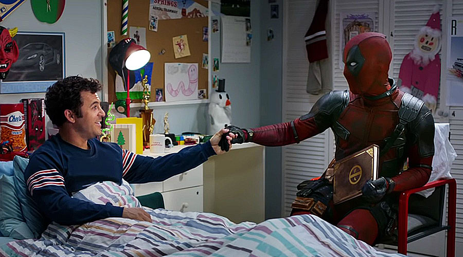 Once Upon A Deadpool Movie Review