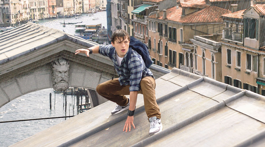 Watch the new international teaser trailer for Spider-Man™: Far From Home!