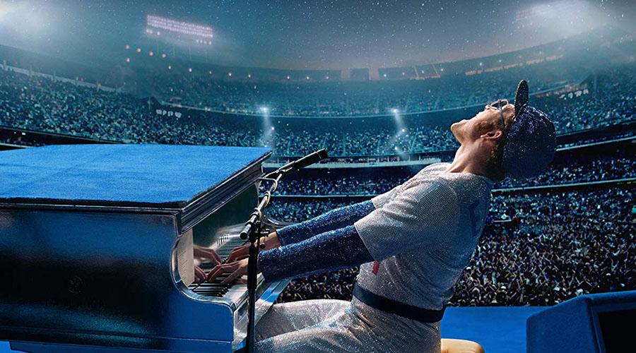 Taron Egerton is Elton John in Brand New Featurette for Rocketman!